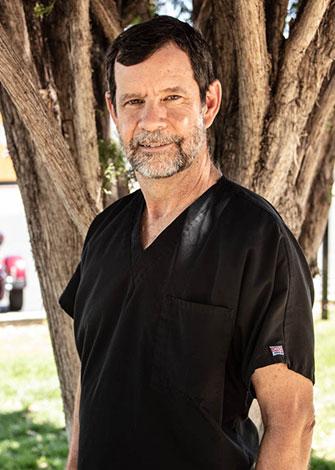Dr. Ted Kimball